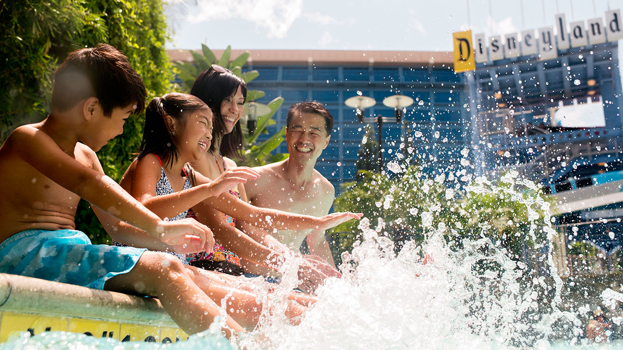 Stay and Save at the Disneyland Resort with Special Hotel Offer