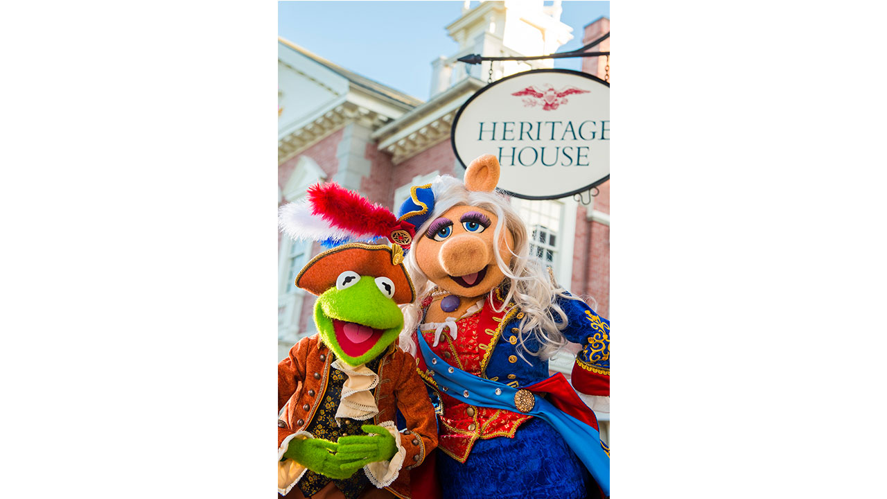 "[Magic Kingdom] ""The Muppets Present… Great Moments in American History"" Sdij23r13"