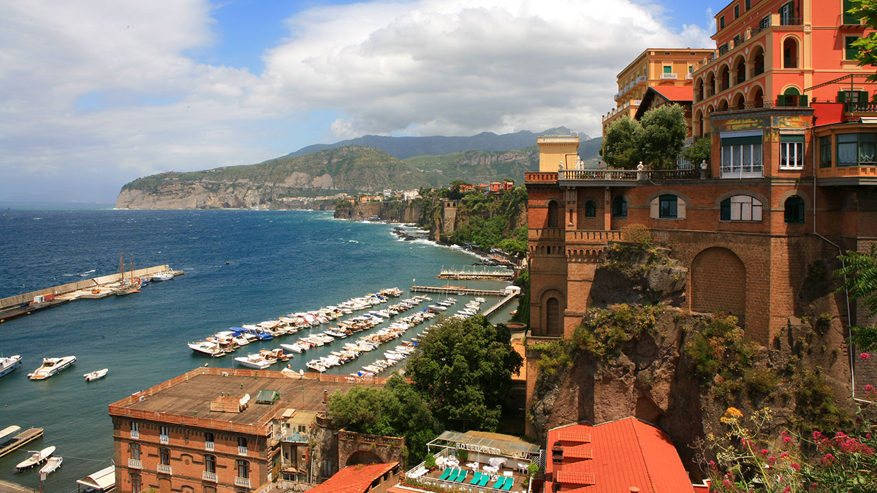 Cruising the Mediterranean: Adventures in Naples and Salerno, Italy