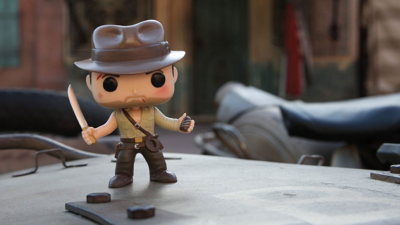 indiana jones funko pop figure coming to disney parks on july 22
