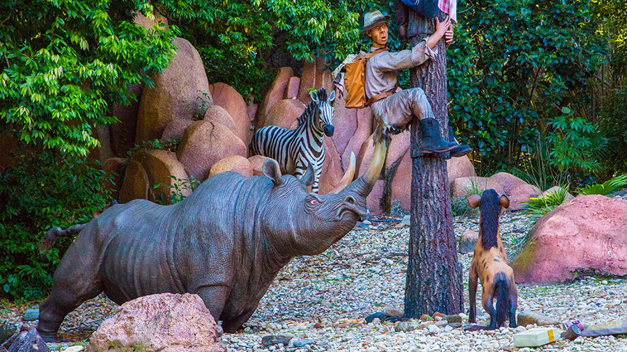 A Fabulous 45th: Jungle Cruise at Magic Kingdom Park