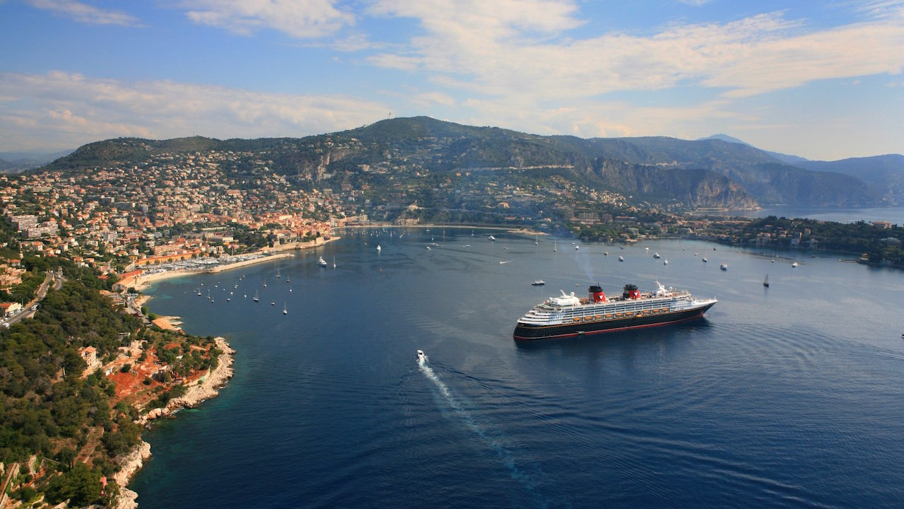 Adventures in Cannes and Villefranche, France with Disney Cruise Line