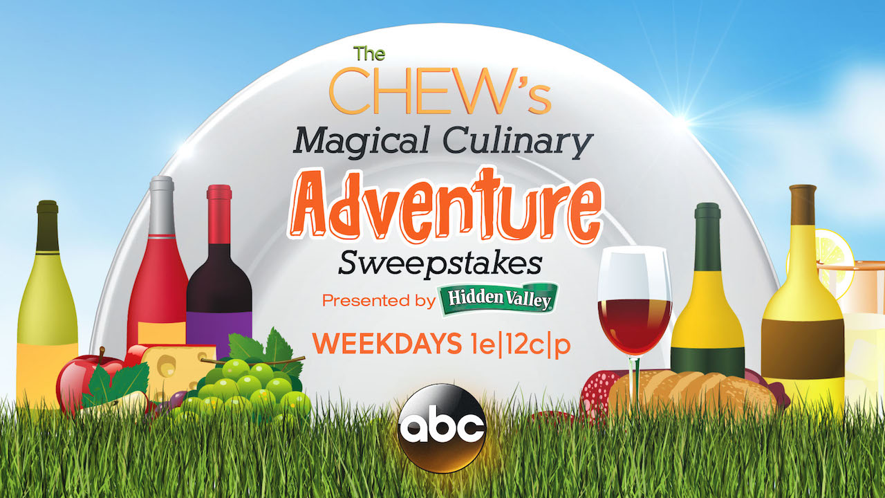 Enter for a Chance to Win a Trip to the Epcot International Food & Wine Festival from ABC's The Chew