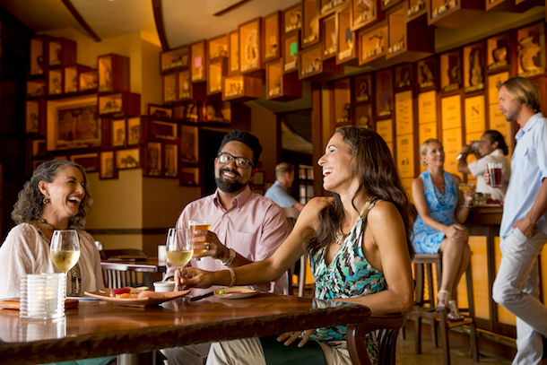 The 'Olelo Room at Aulani, a Disney Resort & Spa