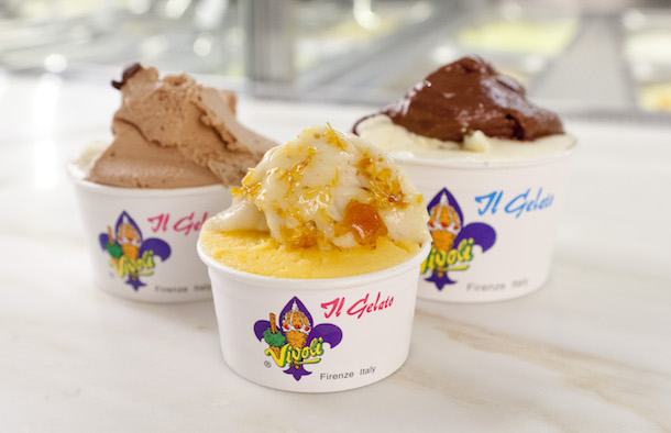 Vivoli Gelateria at Disney Springs