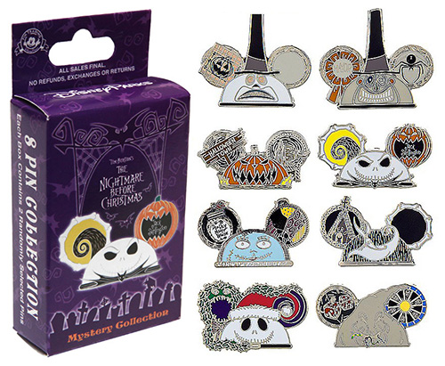 New Frightfully Fun Products from 'Tim Burton's The Nightmare ...