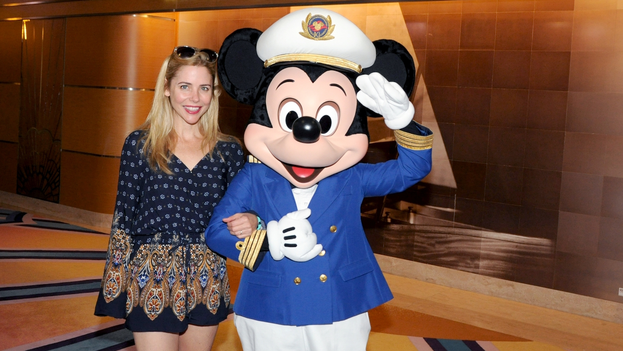 Kerry Butler on the Disney Magic