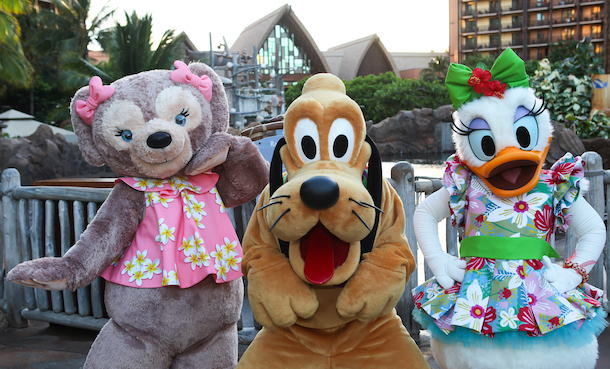 Celebrate the 5th Anniversary of Aulani, a Disney Resort & Spa