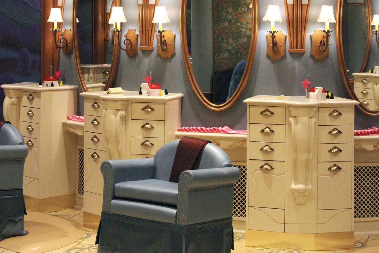 All in the Details: Bibbidi Bobbidi Boutique in Disney Springs Marketplace