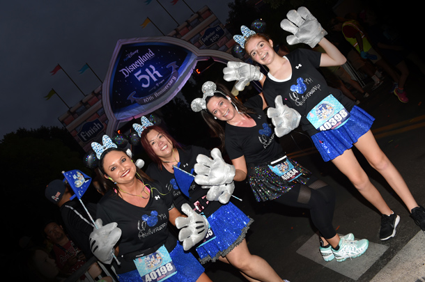 Disneyland Half Marathon Weekend Style