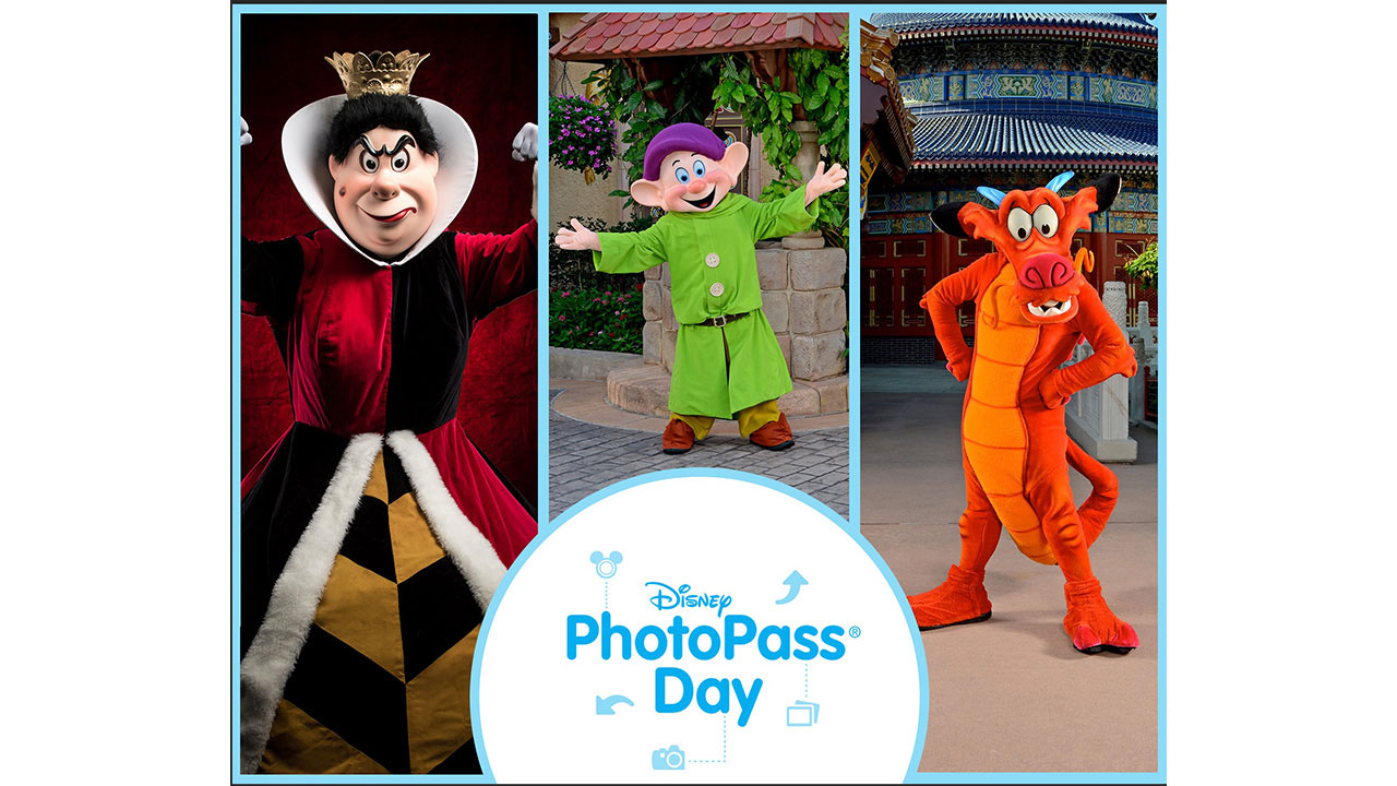 Celebrate Disney PhotoPass Day on August 19