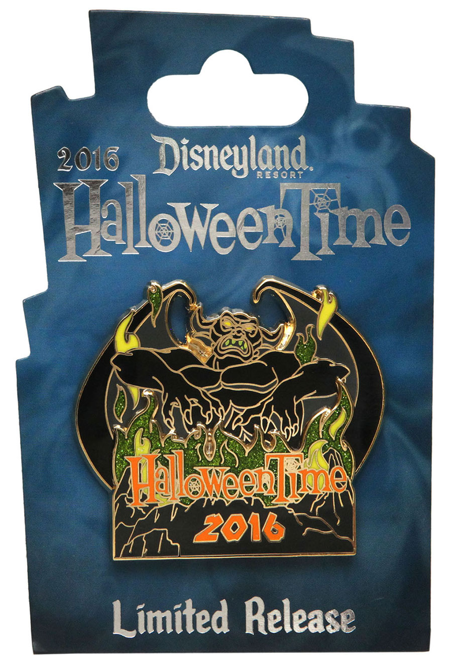 First Look at Halloween Time at the Disneyland Resort Products Coming in Fall 2016