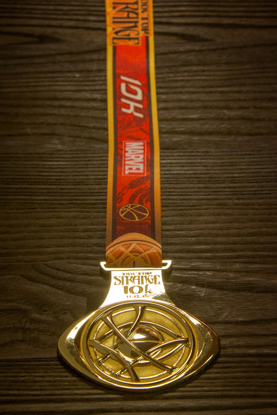 Mighty Collection of Medals Assemble for Super Heroes Half Marathon Weekend at Disneyland Resort