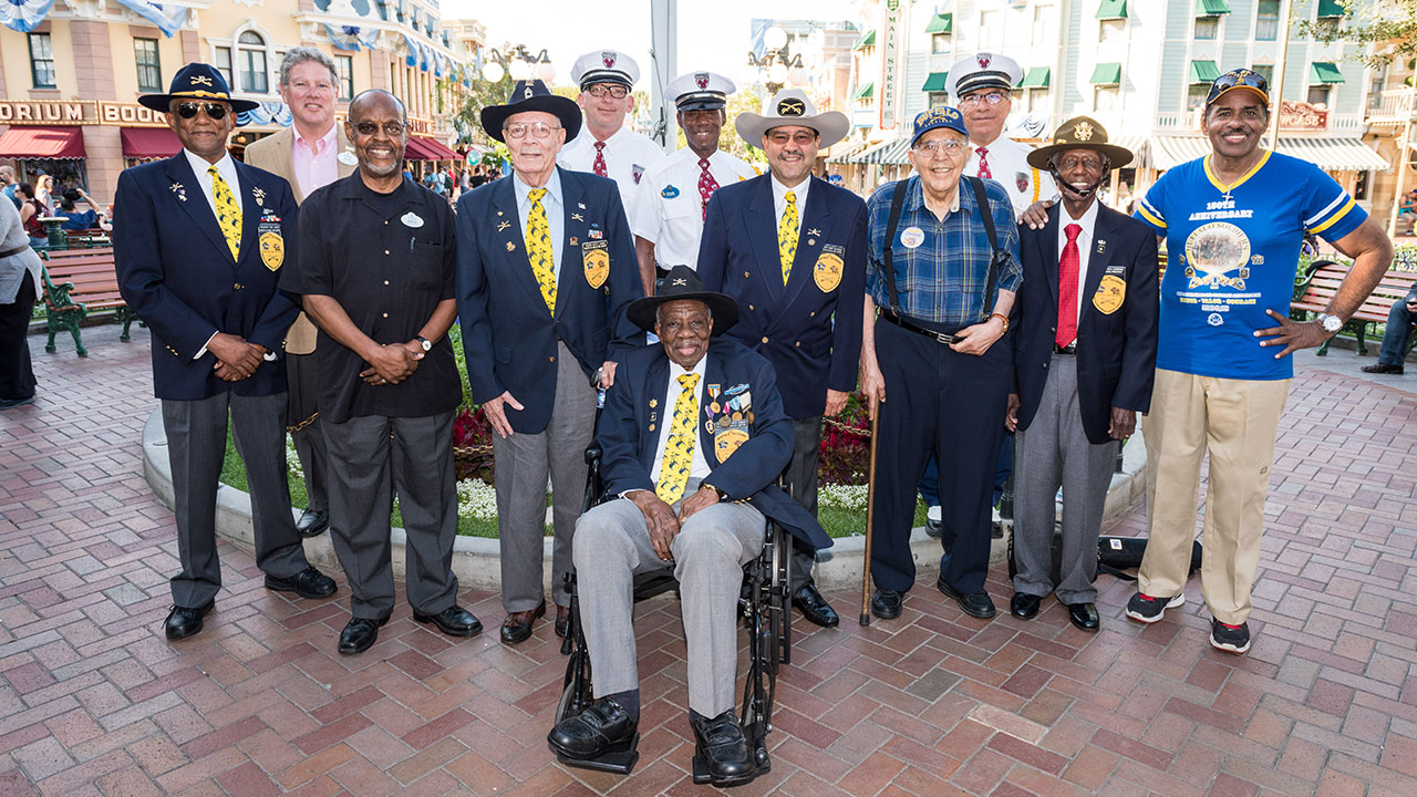 Disneyland Resort Celebrates 150th Anniversary of the Buffalo Soldiers
