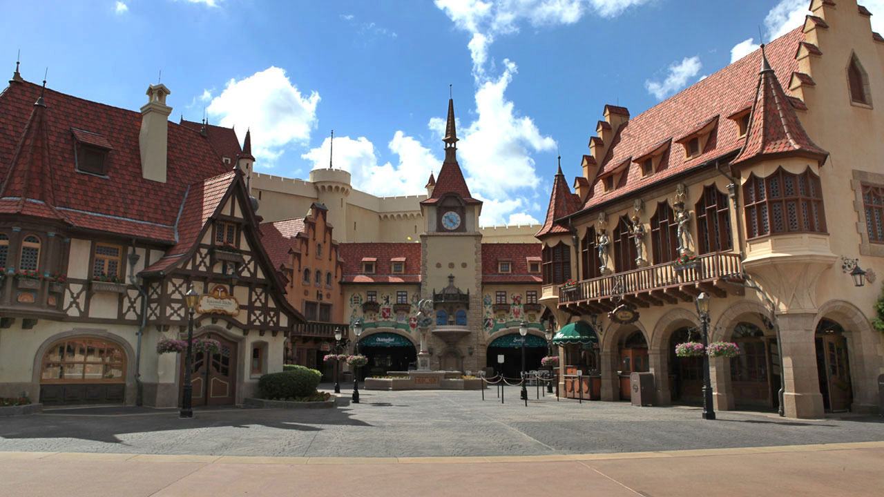 Image result for germany pavilion epcot
