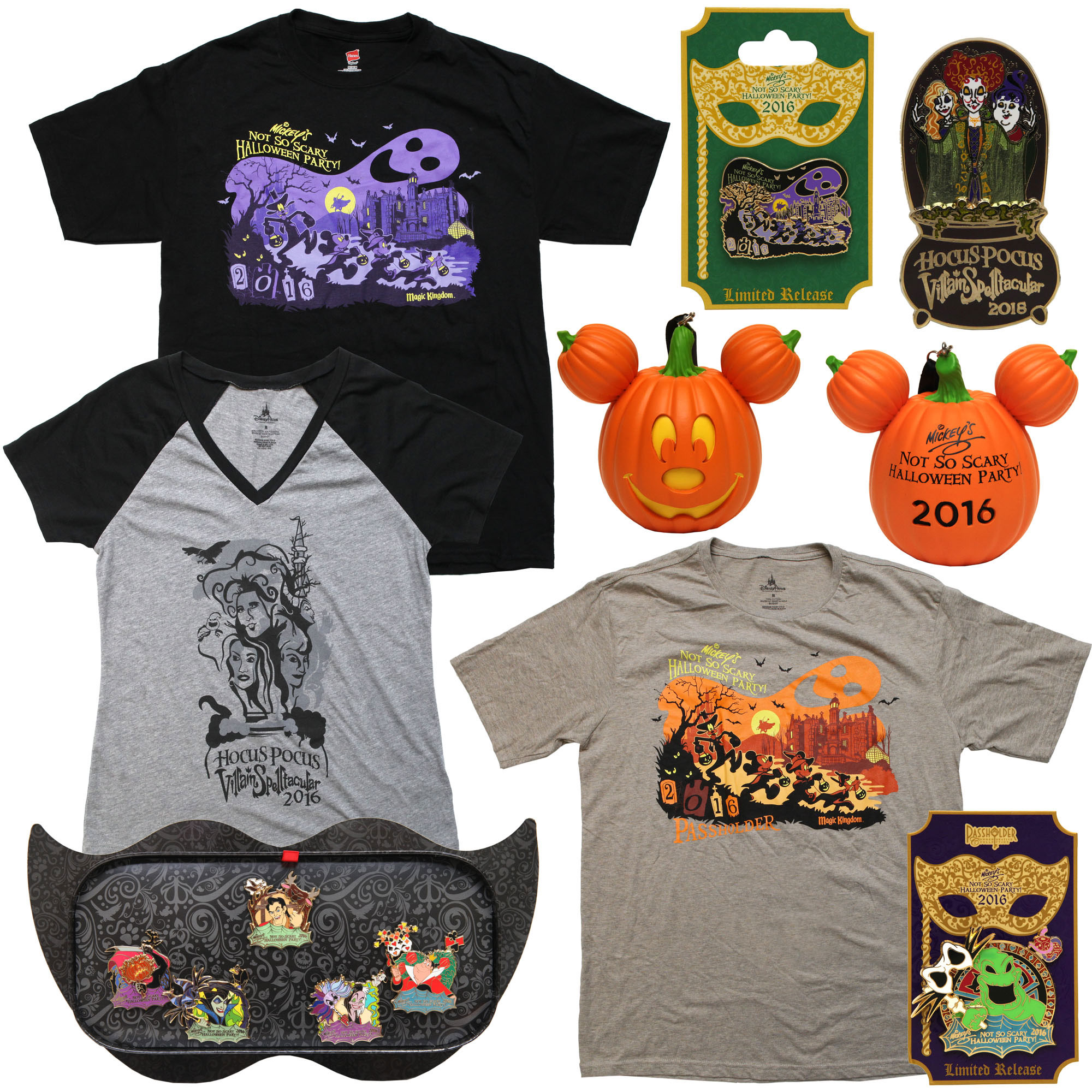 Disney Parks Blog Unboxed – Mickey's Not-So-Scary Halloween Party ...