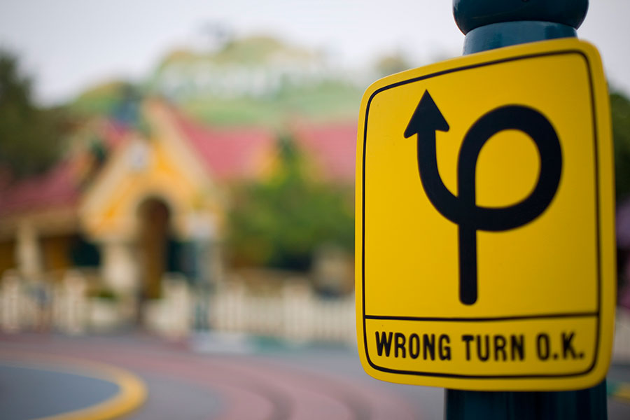 A Neighborhood with Character: The Signs of Mickey's Toontown at Disneyland Park
