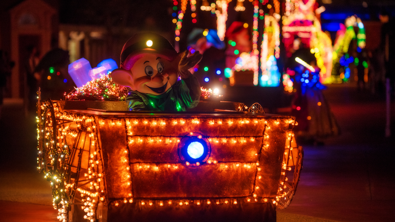 Main Street Electrical Parade at Walt Disney World Resort