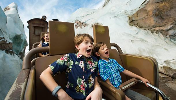 'Pete's Dragon' Actor Oakes Fegley at Disney's Animal Kingdom