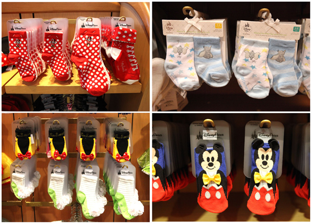 Style Happens Here – Snazzy Socks From Disney Parks