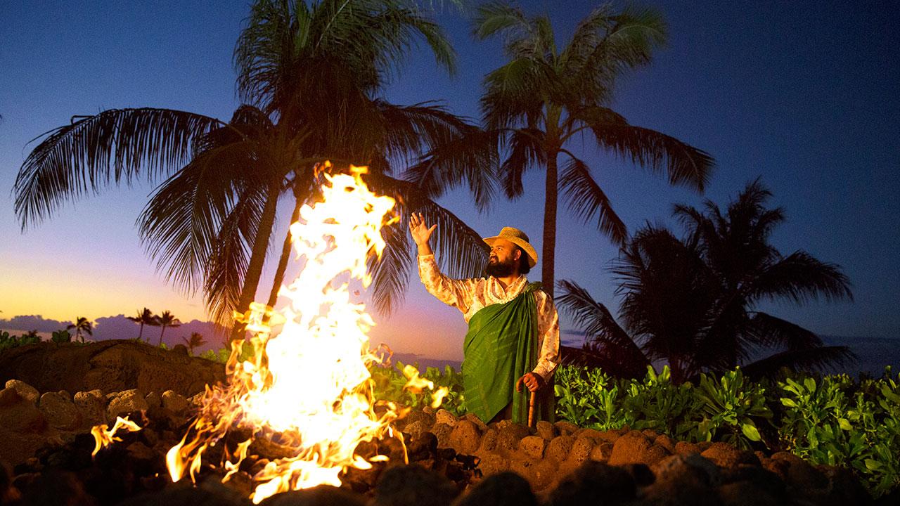 Aloha All Day at Aulani, a Disney Resort & Spa: Aloha Ahiahi!