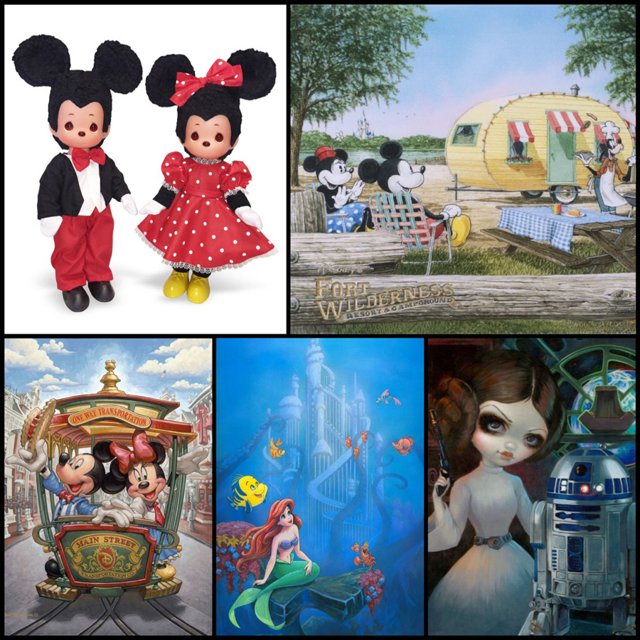 September 2016 Walt Disney World Merchandise Event Snapshot