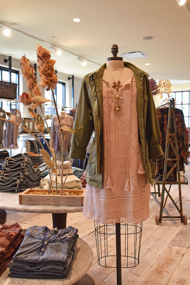 Find Fall Fashion at Disney Springs