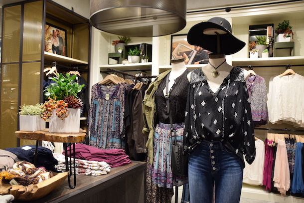 Fall Fashion from Lucky Brand at Disney Springs