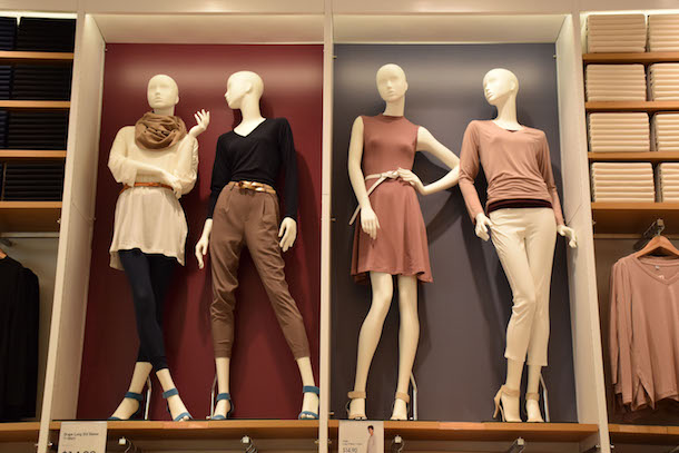 Fall Fashion from UNIQLO at Disney Springs