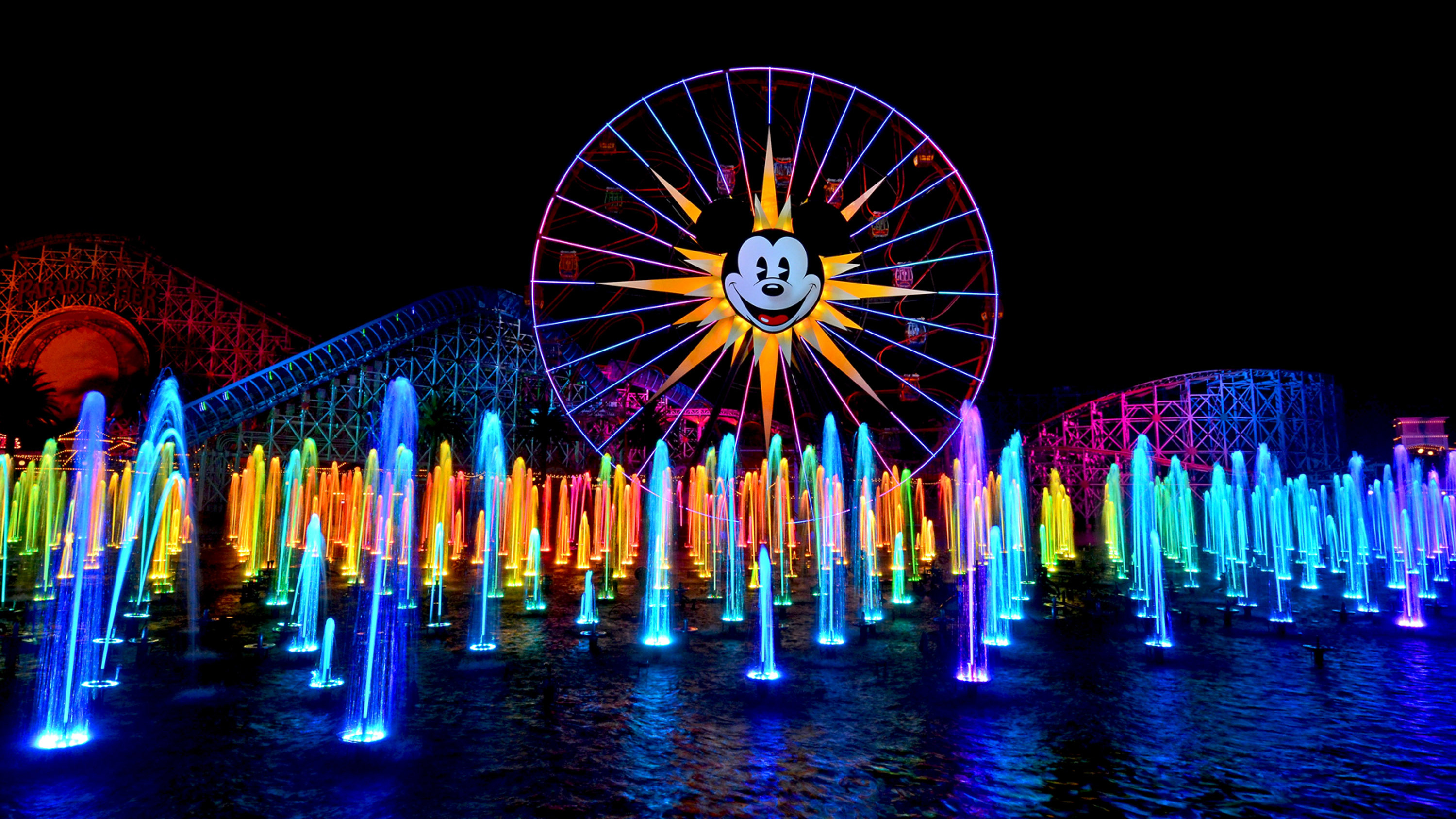 world of color season of light is glowing into disney california adventure park november 10. Black Bedroom Furniture Sets. Home Design Ideas