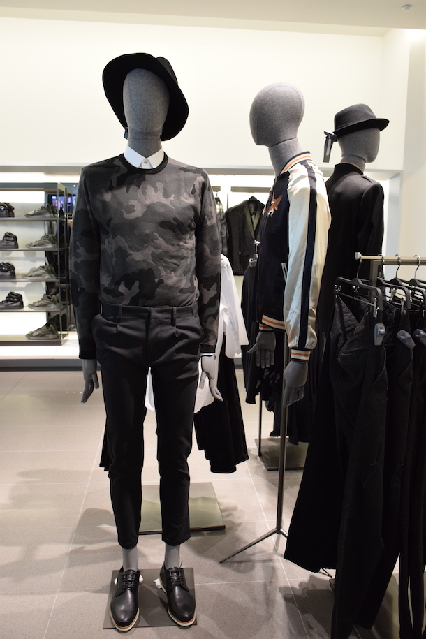 Fall Fashion from ZARA at Disney Springs