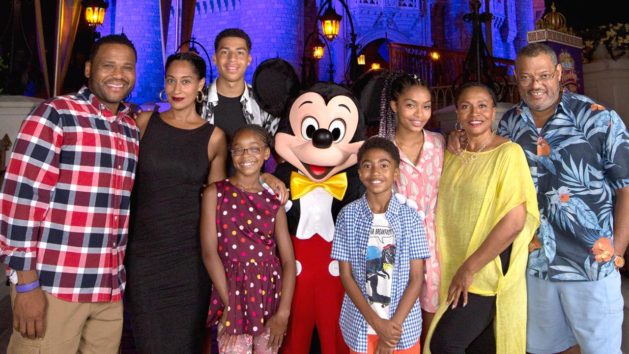 ABC's 'blackish' cast at Walt Disney World Resort