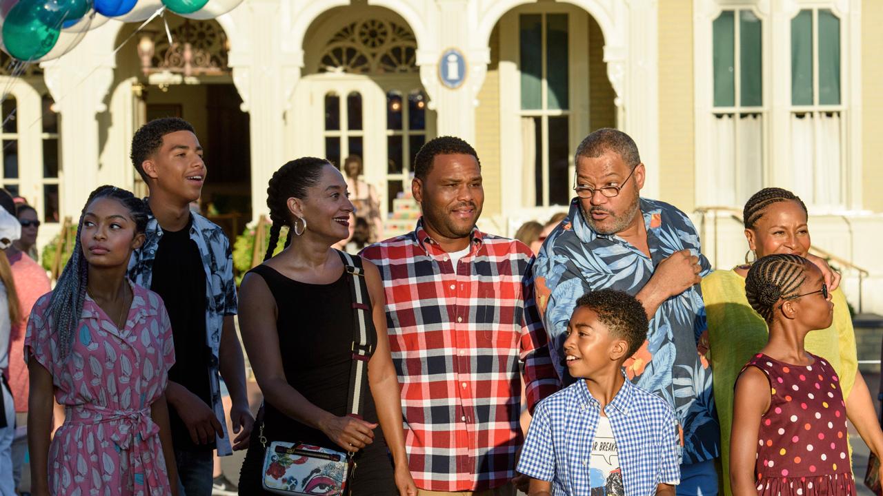 ABC's black-ish Season Three premiere at Walt Disney World – Airs TONGIHT!