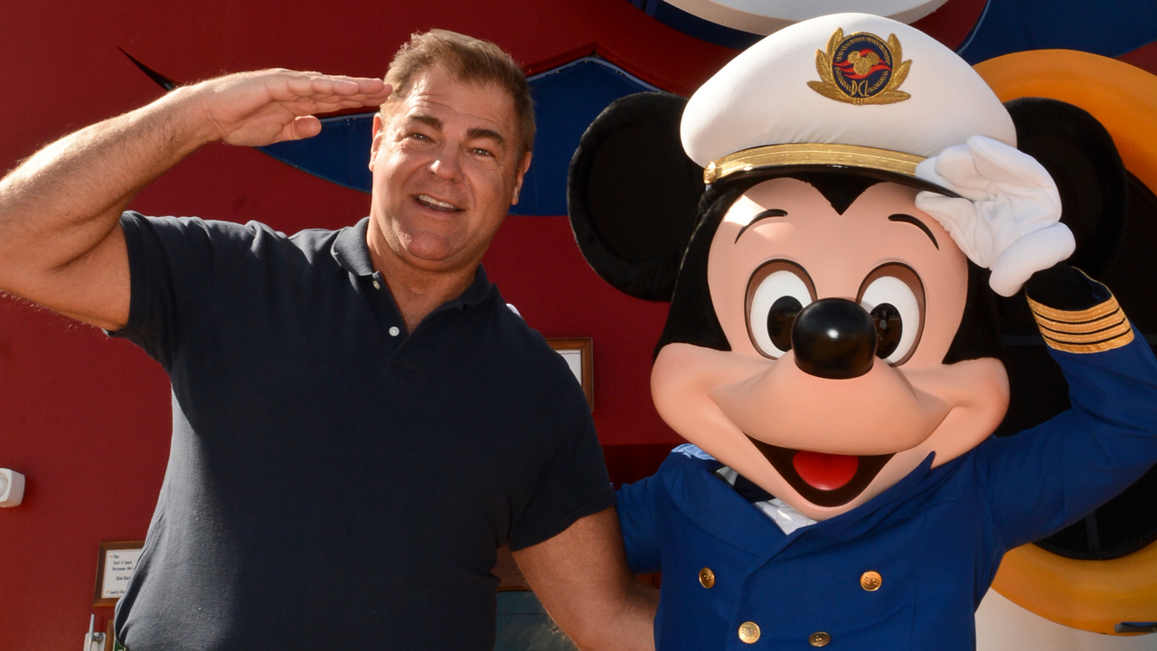 Broadway Star at Sea: Chuck Wagner on the Disney Magic