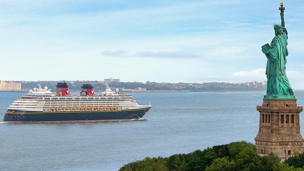 Disney Vacation Club Celebrates Milestones at Sea