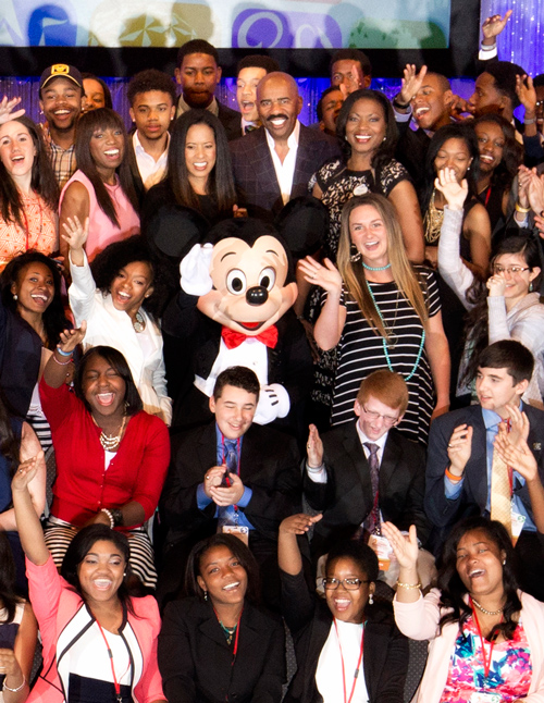 Last Chance to Apply for the 10th Annual Disney Dreamers Academy at Walt Disney World Resort