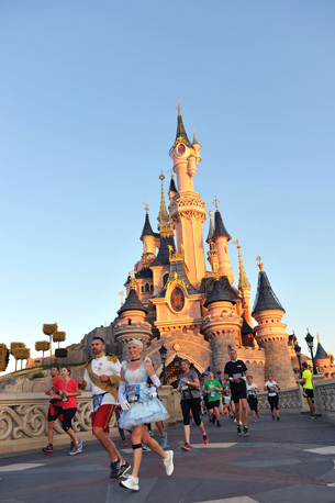 The Inaugural Disneyland Paris – Val d'Europe Half-Marathon Weekend Recap