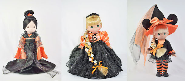 New Precious Moments Dolls