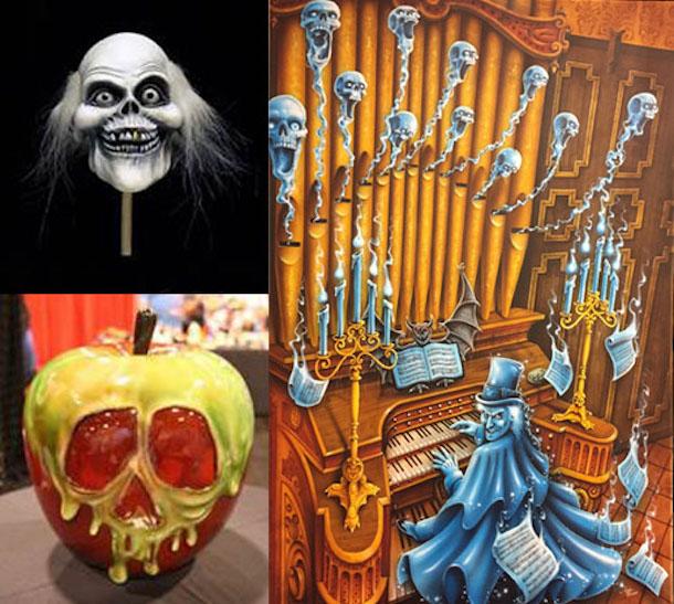 October 2016 Disneyland Resort Merchandise Events