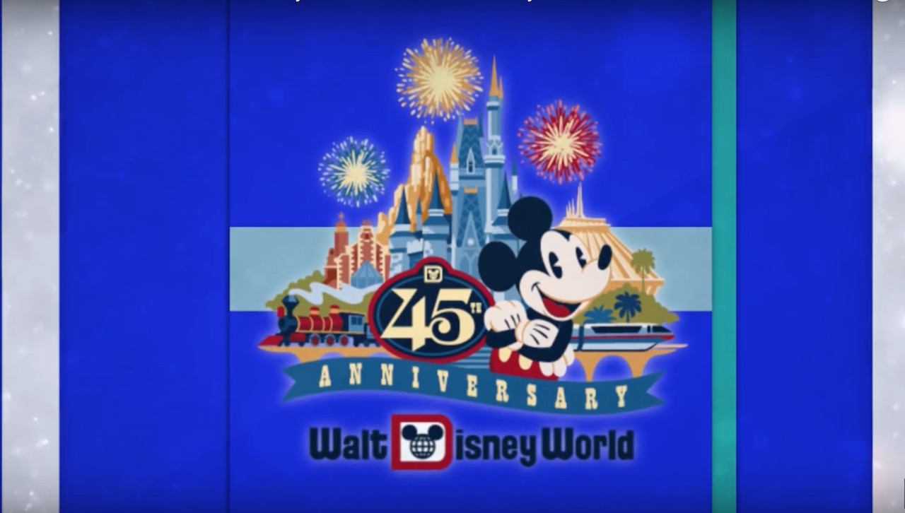 45 Reasons in 45 Seconds to Love Walt Disney World Resort on its 45th Anniversary