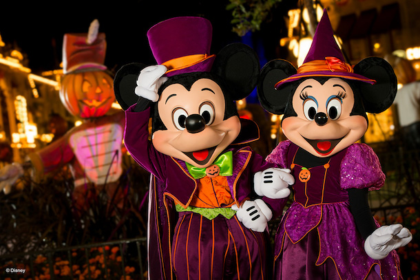 Mickey's Not-So-Scary Halloween Party at Walt Disney World Resort