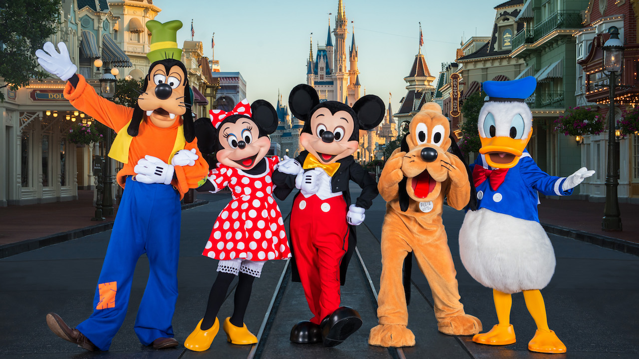 Celebrate Magic Kingdom Park's 45th Anniversary with 45 Photos from Disney PhotoPass Service