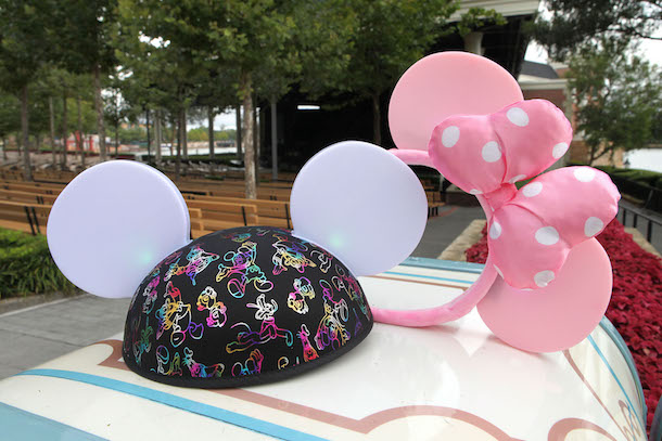 New Minnie Mouse-Inspired Headband to the Made with Magic Collection
