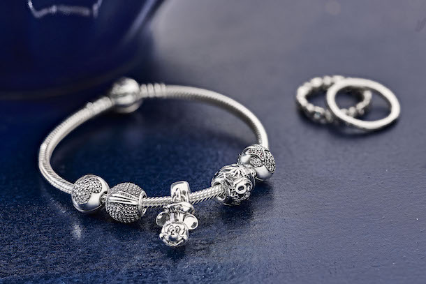 Chef Mickey charm by PANDORA Jewelry