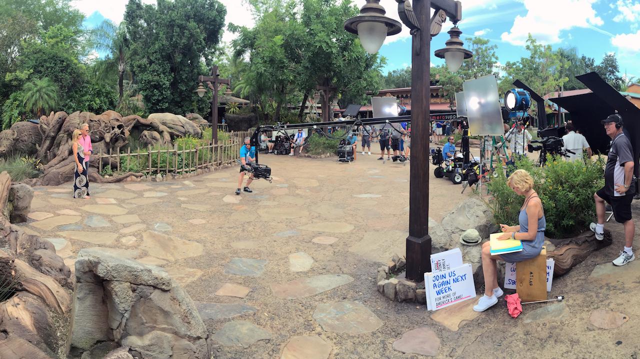 Disney Grand Adventures Week on 'Wheel of Fortune'