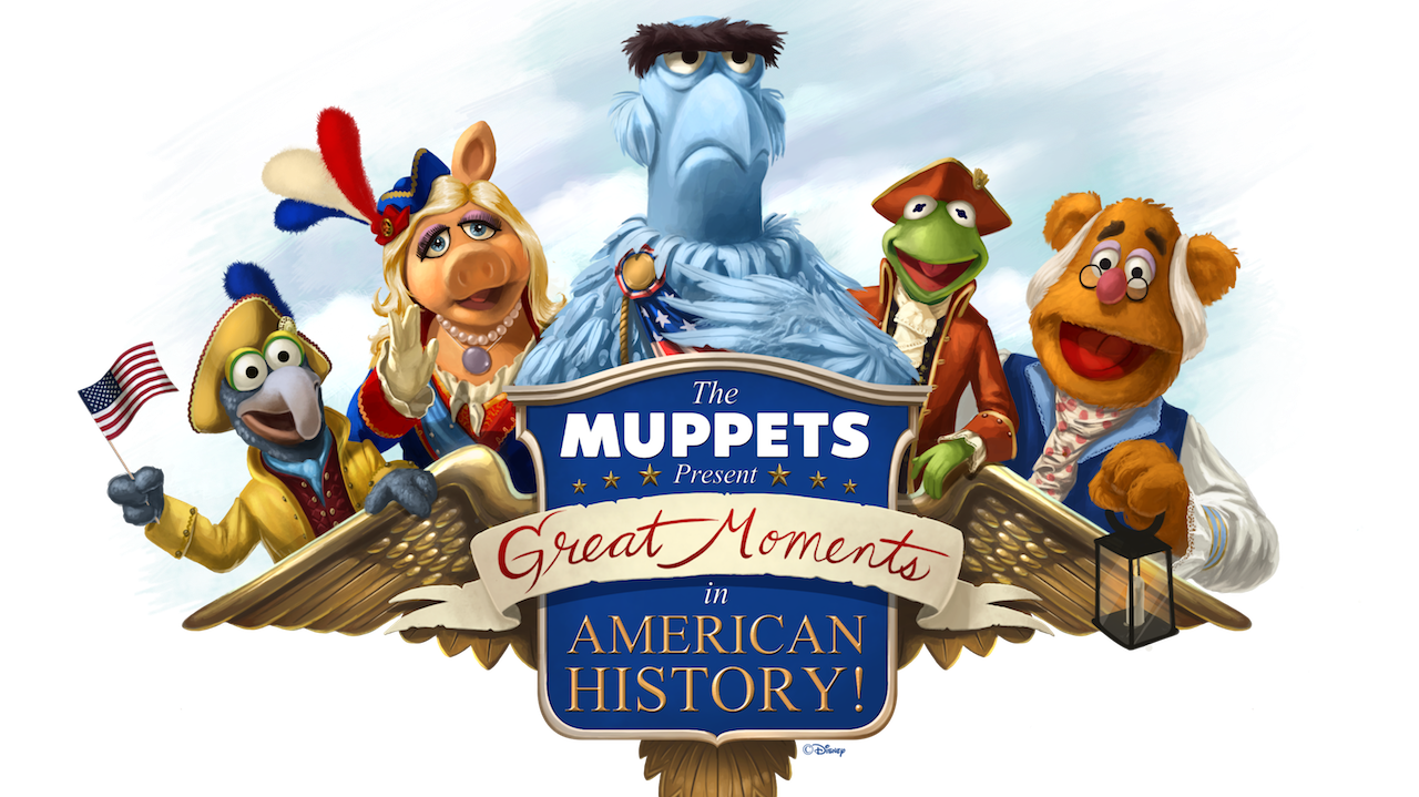 'The Muppets Present… Great Moments in American History'
