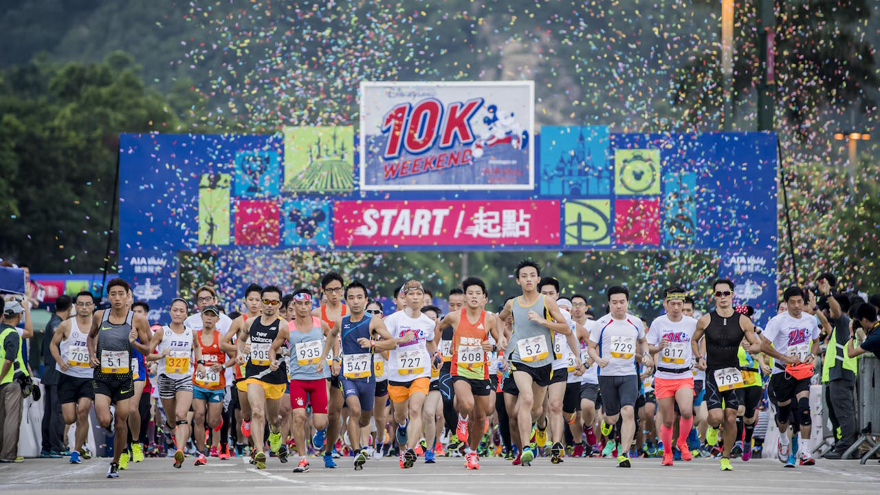 Nine Thousand Runners Enjoy The Inaugural Hong Kong 10K Weekend