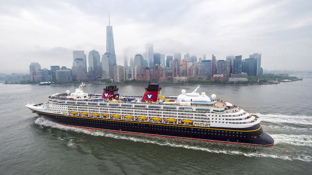 Disney Vacation Club Member Cruise on the Disney Magic