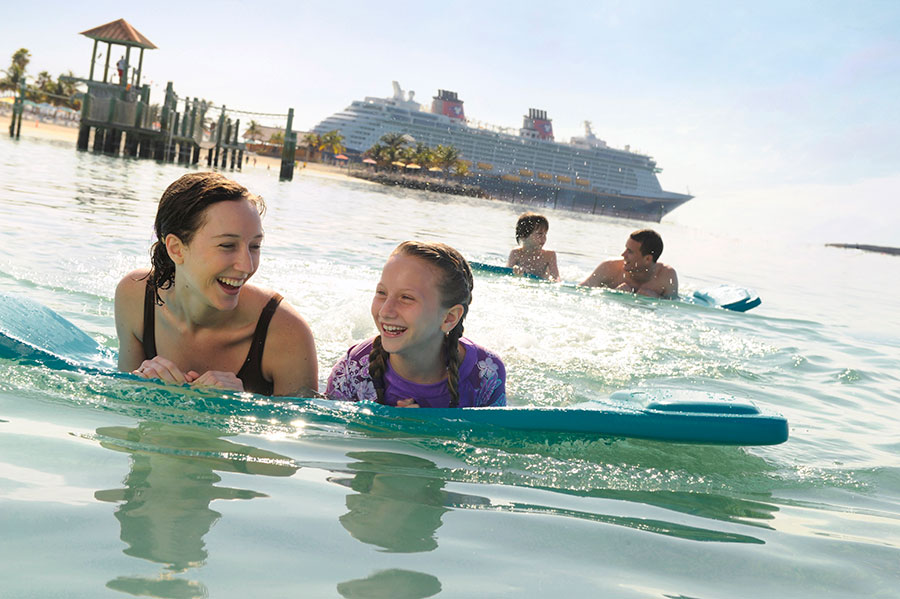 Cruise Critic Members Name Disney Castaway Cay the Best Cruise Line Private Island