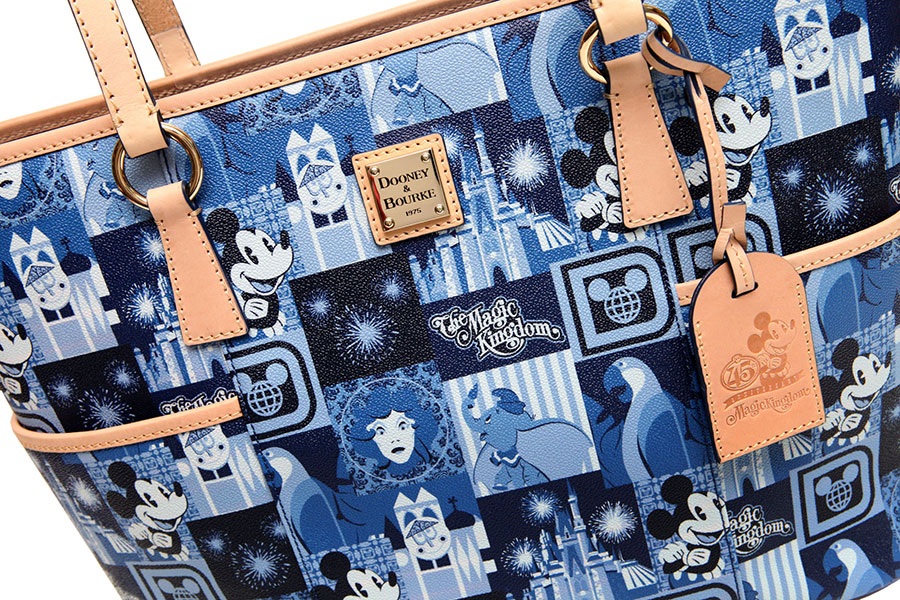 Fabulous 45th Anniversary Products Releasing This Month at Magic Kingdom Park and Shop Disney Parks App